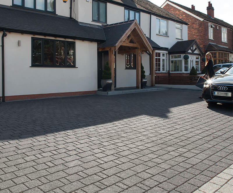 driveways installation
