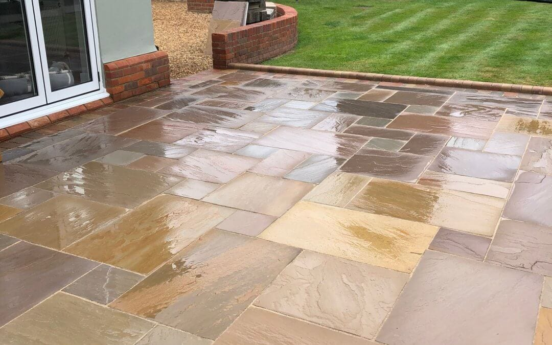 Datchworth Patio & Garden Space