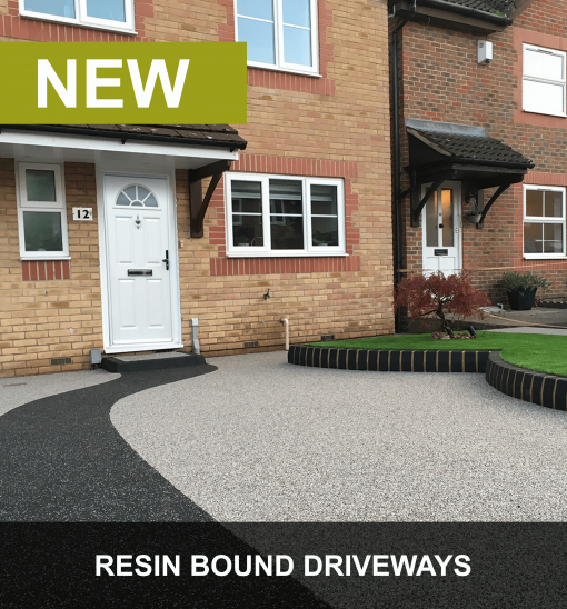 Resin Bound Driveways - Hertfordshire Driveways
