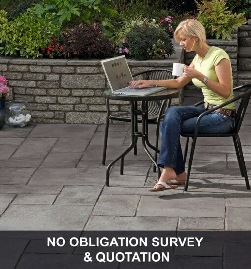 Survey Caption - Hertfordshire Driveways